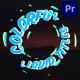Colorful Liquid Titles | Premiere Pro MOGRT
