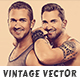 Vintage Vector Effect - PS Action
