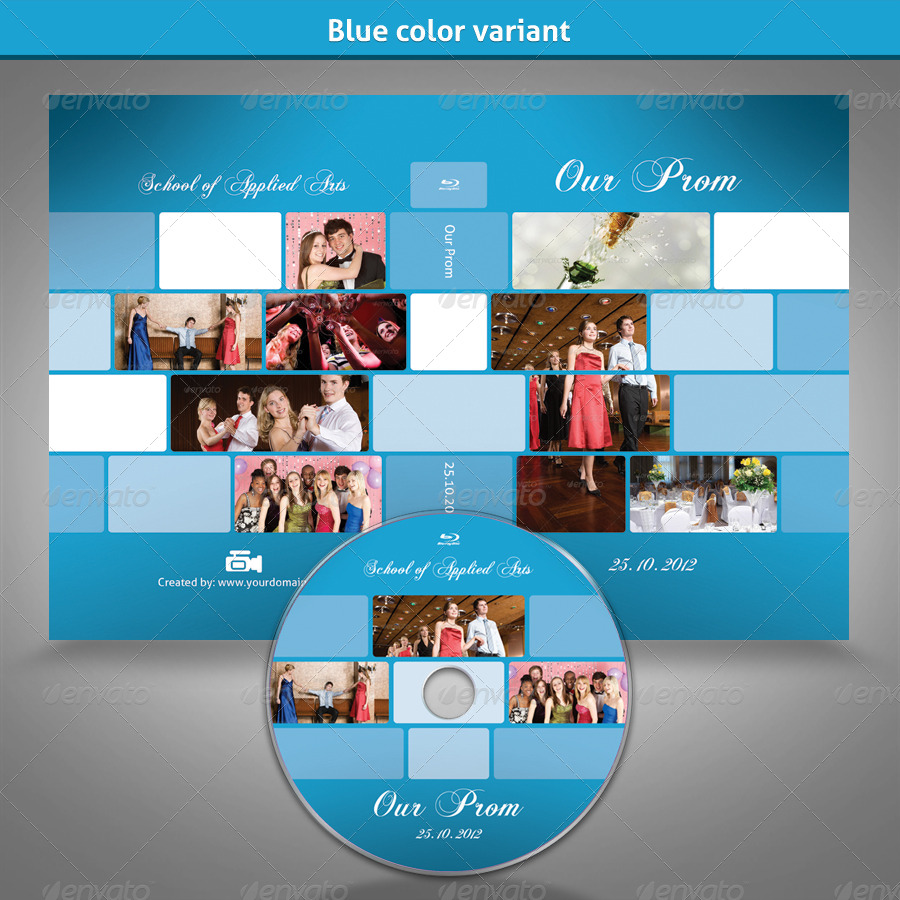 Prom DVD Covers