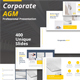 Corporate AGM Powerpoint Template