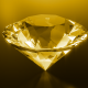Golden Diamond - VideoHive Item for Sale