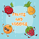 Letter For Kids - Fruits and Vegetables Names Android Game