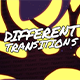 Different Transitions // Final Cut Pro