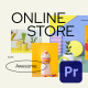 Online Shopping Store Promo for Premiere Pro - VideoHive Item for Sale