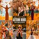 Autumn Photoshop Action & Lightrom Presets