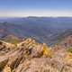 Sunny day over rocks and forest on Mont Aigoual - PhotoDune Item for Sale