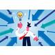 Innovative Ideas and Creativity Concept