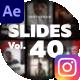 Instagram Stories Slides Vol. 40 - VideoHive Item for Sale