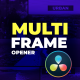 Multiframe Opener - VideoHive Item for Sale