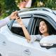 woman reaching for car keys - PhotoDune Item for Sale