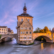 The half-timbered Old Town Hall of Bamberg - PhotoDune Item for Sale