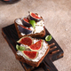 Sandwich With Soft Cheese - PhotoDune Item for Sale