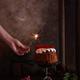 Christmas Dessert Cake - PhotoDune Item for Sale