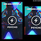 Psycho Music Visualizer - VideoHive Item for Sale