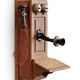 Very old wooden telephone - PhotoDune Item for Sale