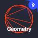 Geometry Photoshop Brushes Set