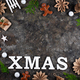 Christmas or New Year winter eco-friendly decoration - PhotoDune Item for Sale