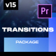 Unique Transitions For Premiere Pro - VideoHive Item for Sale