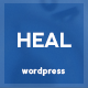 HEAL - Responsive Medical WordPress Theme Nulled