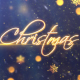 Christmas Greetings Snow Crystal V3 - VideoHive Item for Sale