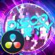 Disco Party Opener - DaVinci Resolve - VideoHive Item for Sale