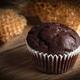 Chocolate muffin. - PhotoDune Item for Sale