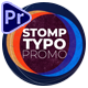 Stomp Typo Promo for Premiere Pro - VideoHive Item for Sale