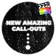 New Amazing Call Outs.