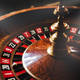 Casino roulette wheel. Risky game. Cambling and fortune concept. Entertainment and addiction - PhotoDune Item for Sale