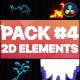 Elements Pack 04 | DaVinci Resolve - VideoHive Item for Sale