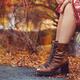 Walking in Autumn Park - PhotoDune Item for Sale