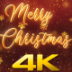 Merry Christmas Snowflake V1 - VideoHive Item for Sale