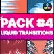 Liquid Transitions Pack 04 | DaVinci Resolve - VideoHive Item for Sale