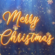 Merry Christmas Snowflake V3 - VideoHive Item for Sale