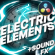 Hand Drawn Electric Elements Pack | DaVinci Resolve - VideoHive Item for Sale