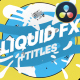 Liquid Shapes And Titles | DaVinci Resolve - VideoHive Item for Sale