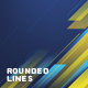 Abstract Lines Colorful Background - VideoHive Item for Sale