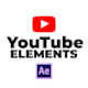 YouTube Elements - VideoHive Item for Sale