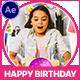 Happy Birthday Jesica - VideoHive Item for Sale