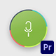 Voice Search Logo | For Premiere Pro - VideoHive Item for Sale