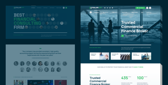 Download FinLab – Business, Consulting WordPress Theme Free Nulled