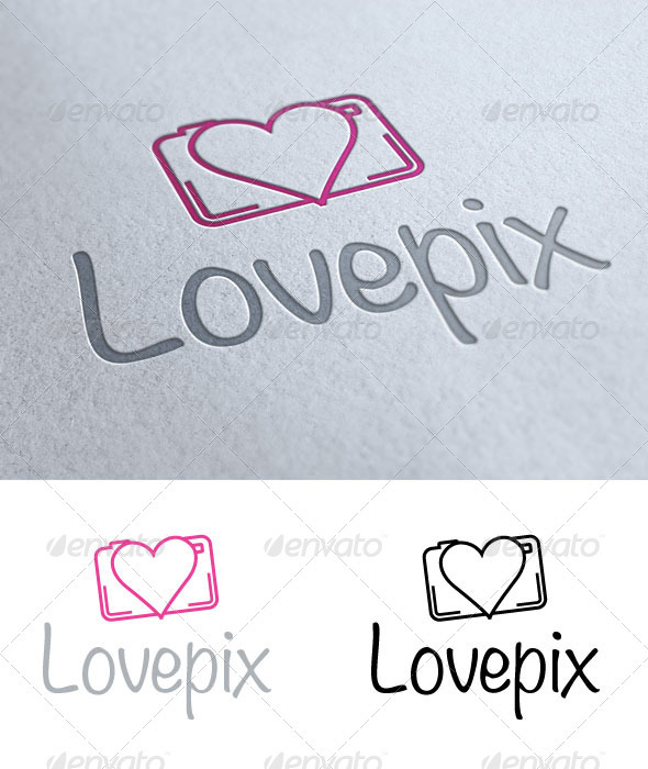 Lovepix - Objects Logo Templates
