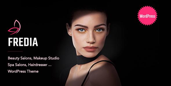Download Fredia – Makeup Artist WordPress Theme Free Nulled