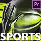 Your Sports Intro - Sport Promo Premiere Pro