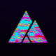 Glitch Style Logo Reveal