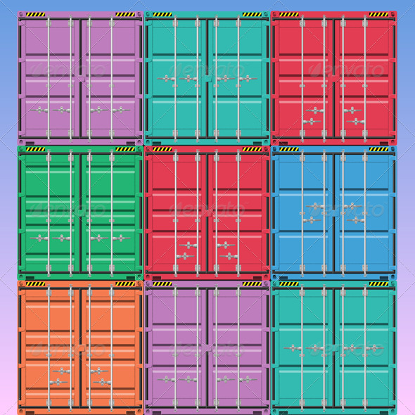 Freight Containers - Industries Business
