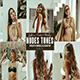 Nudes Tones Photoshop Action & Lightrom Presets