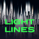 Light Lines Transitions - VideoHive Item for Sale