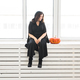 Halloween and holidays concept - Witch woman with Jack O'Lantern pumpkin - PhotoDune Item for Sale