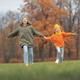 Kids on autumn walk - PhotoDune Item for Sale